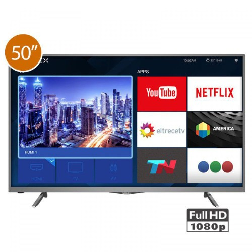 "TV NOBLEX 50"" EA50X6100 SMART"